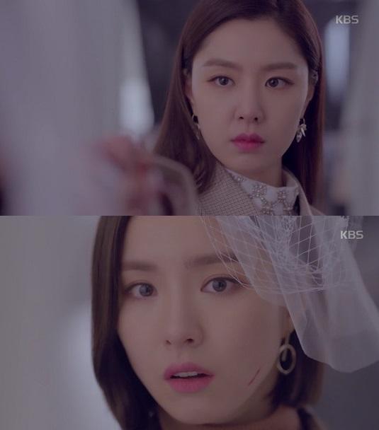 흑기사 신세경(사진=KBS2 흑기사 방송캡처)
