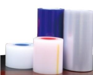 다양한 색상의 표면보호필름