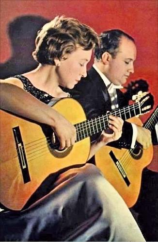[음악이 흐르는 아침] 기타 이중주로 듣는 슈베르트의 '밤과 꿈'