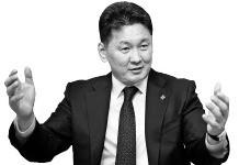 """[한경 인터뷰] """"몽골·중국 접경지 자유무역지대 조성 추진… 농식품·에너지 투자해 달라"""""""