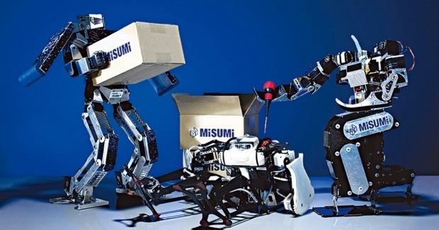 일본 기계부품업체 미스미는 2012년부터 12년간 지속적인 '회사 개조' 작업을 통해 매출 2조원의 글로벌 기업으로 거듭났다.  /미스미홈페이지