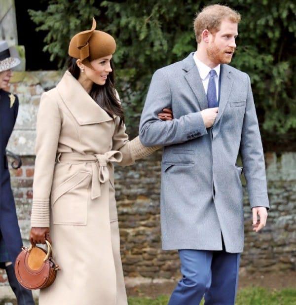 [명품의 향기] 끌로에 '픽시백'… 해리 왕자의 약혼녀 메건 마클의 백