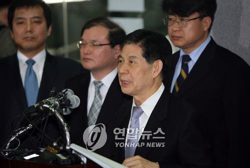 '다스 부실수사 의혹' 정호영 BBK 특검, 내일 해명 기자회견