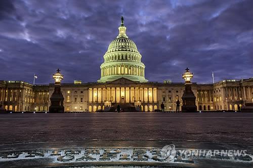 美연방정부 셧다운 사흘만에 끝… 의회, 임시예산안 처리로 봉합