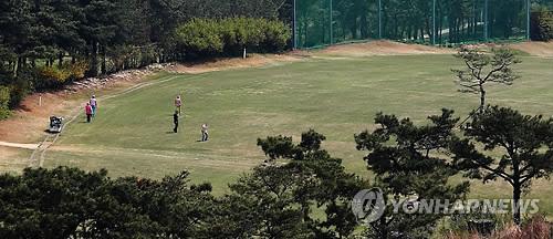 [세법시행령 요약] ④군인 가족 군 골프장 등 면세 폐지