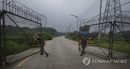 남북 연결 육로, 평창 올림픽 계기로 다시 일시 가동