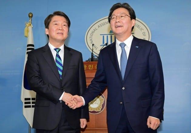 """국민-바른 '진보'냐 '중도'냐 막판 갈등…지상욱 """"이런식이면 결렬"""""""