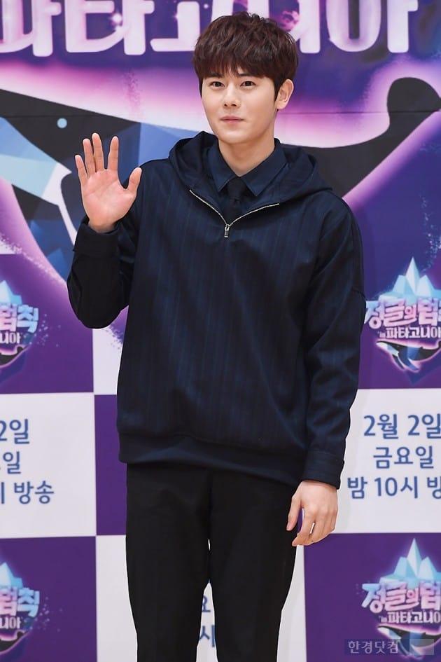 [포토] 김동준, '부드러운 모습에 눈길~'