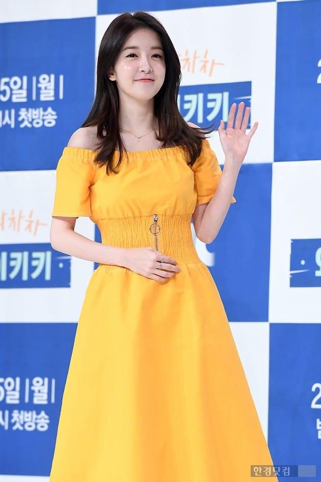 [포토] 정인선, '사랑스러운 미소~'