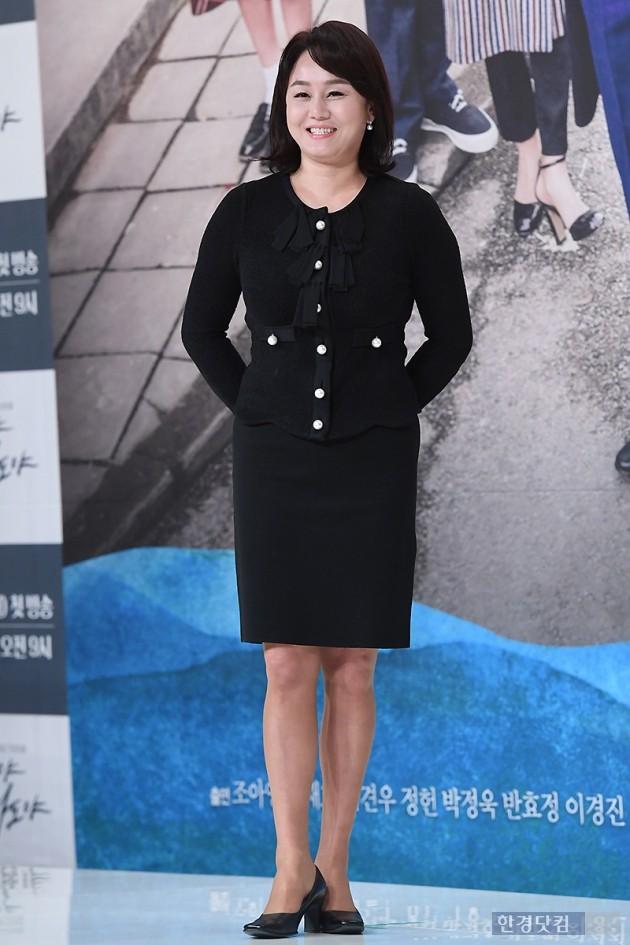 """'파도야' 이경실, 예능 아닌 드라마 복귀 이유는 """"타인의 삶 연기, 부담 없어"""""""