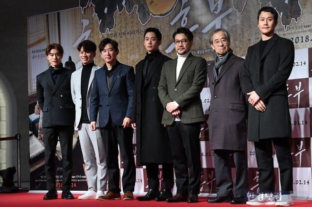 [포토] 영화 흥부의 주역들