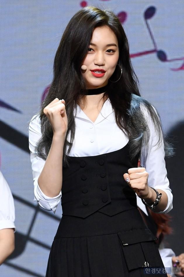 [포토] 위키미키 김도연, '달려라~'