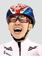 '오뚝이' 임효준, 한국 첫 금 캤다… 쇼트트랙 1500m 올림픽 신기록