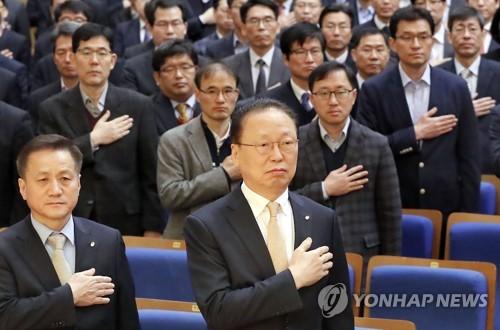 """최흥식 """"금융사 CEO 선임은 자율… 내부통제엔 책임져야"""""""