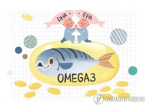 """""""오메가-3, 심장병 병력자에겐 효과 적어"""""""