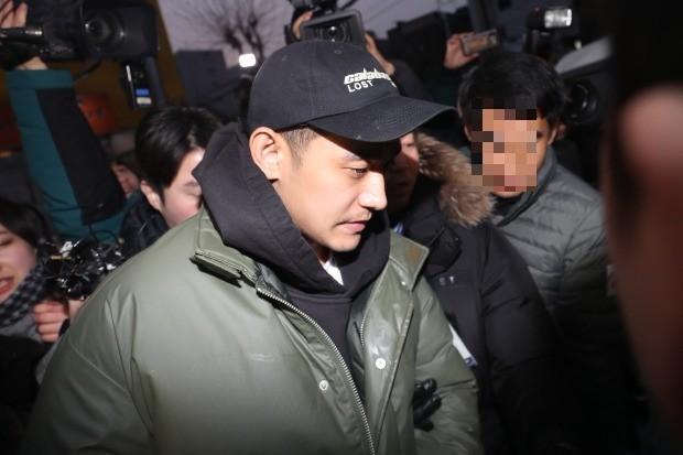 정석원 마약 투약 혐의 /사진=연합뉴스
