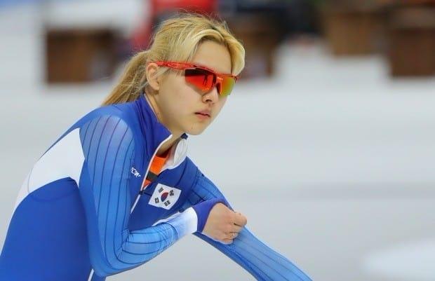 오는 24일 평창동계올림픽 매스스타트 준결승전에 출전하는 김보름. / 사진=연합뉴스