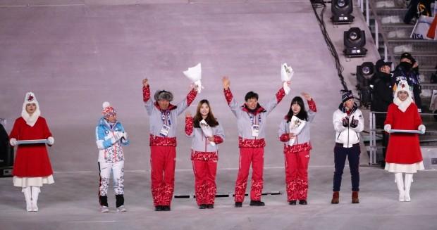 '이번 대회의 성공비결은 바로 자원봉사자'(사진=연합뉴스)