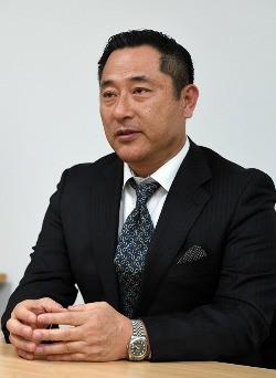 구철모 JTC 대표이사. (사진 =최혁 한경닷컴 기자 chokob@hankyung.com)