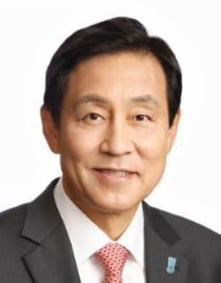 김정태 하나금융지주 회장.