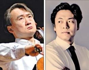 지안 왕(왼쪽), 김선욱.
