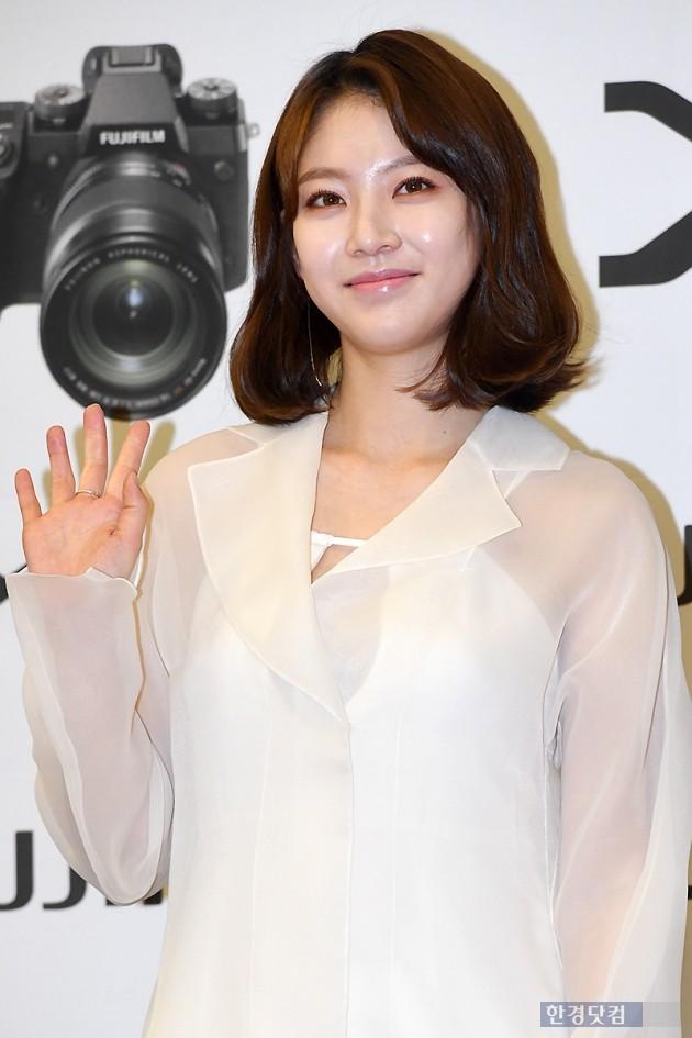 [포토] 공승연, '봄을 부르는 상큼한 미소~'