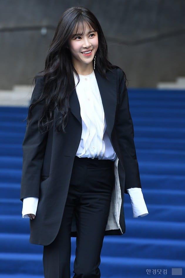 [포토] 크레용팝 엘린, '아름다운 모습으로 등장~'