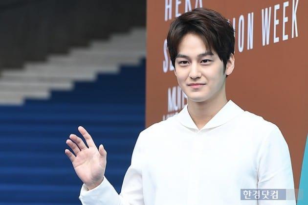 [포토] 김범, '부드러운 눈빛~'
