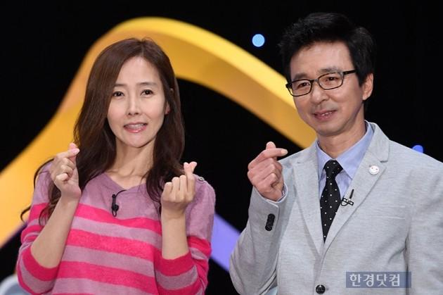 """'할머니네 똥강아지' 강수지 """"김국진과 동반 MC, 편안해요"""""""