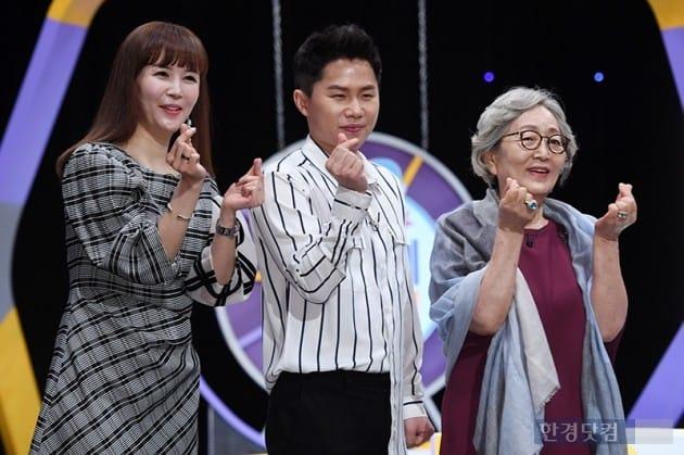 [포토] 장영란-양세형-김영옥, '꿀조합 기대하세요~'