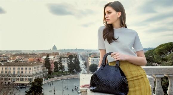 CJ오쇼핑에서 방송 판매하는 이탈리아 명품 브랜드 '아.테스토니'