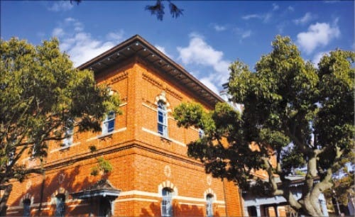 일본 영사관 건물