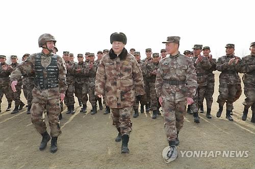 주변국 불안 키우는 중국 군사비 증액… 강군몽 행보 가속화
