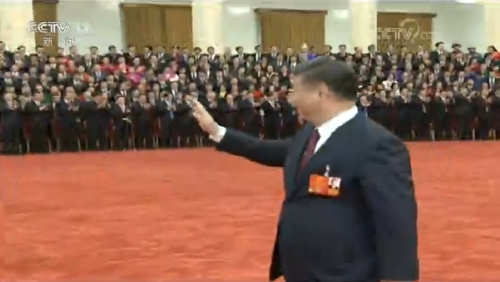 중국 언론, 시진핑 우상화 본격나서… '어록·금구(金句)'까지 등장