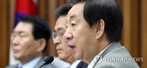 한국당, 개헌협상서 권력구조에 '올인'… 선택과 집중 전략