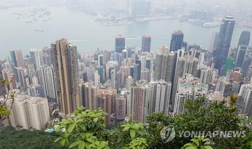 홍콩, 집값 가장 비싼 도시 세계 2위…평당 1억6000만원
