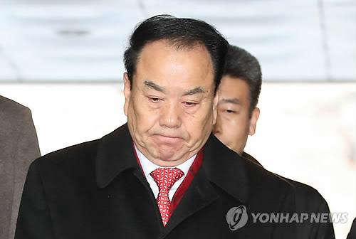 """'불법 정치자금·뇌물' 이우현 의원측 """"혐의 대부분 부인"""""""
