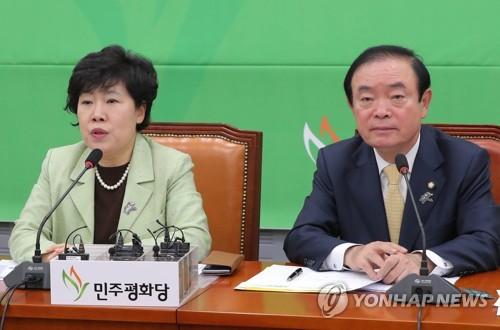 """장병완 """"국정조사는 GM 도와주는 꼴""""… 3월국회 대정부질문 제안"""