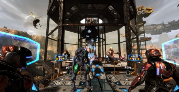 캠프VR, 4월 9일(월) 원격대전 VR 서바이벌 게임 '스페이스 워리어' 전국 서비스 시작