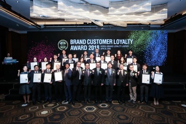 지속가능한 브랜드, '충성도'로 말한다 2018 브랜드 고객충성도 1위 발표