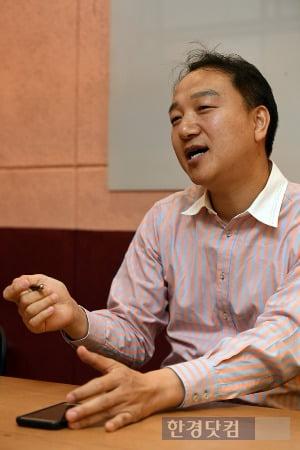 양안성 씨(필명 시루). 최혁 기자