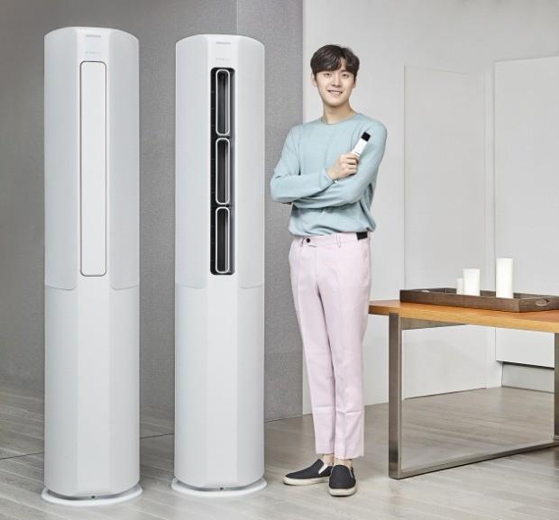 삼성전자, 냉방·제습 더 강력해진 '무풍 에어컨 슬림' 출시