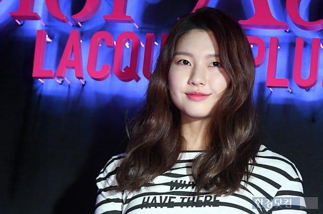 [포토] 김진경, '깜찍한 미소~'