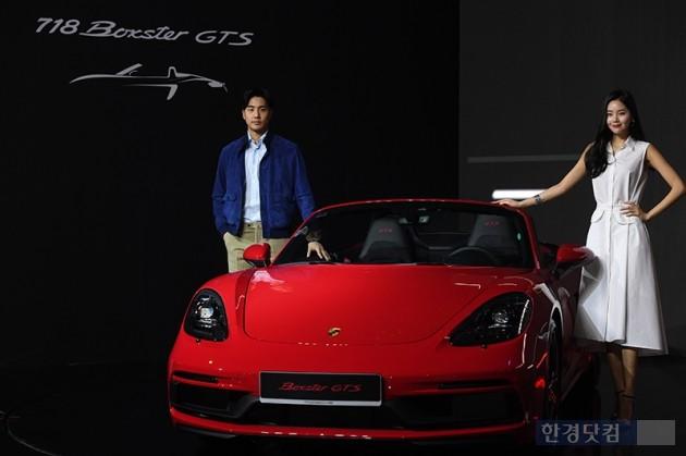 [포토] 포르쉐 THE NEW 718 박스터 GTS 출시