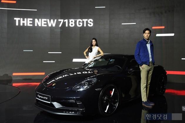 [포토] 포르쉐 THE NEW 718 카이맨 GTS 출시