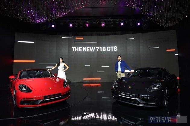 [포토] 포르쉐 THE NEW 718 GTS 출시