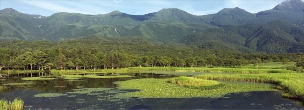 1980년 일본에서 처음 람사르 협약 습지에 등록된 '구시로 습지'
