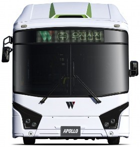 우진산전, 경전철 제작 노하우 앞세워 전기버스 사업 진출