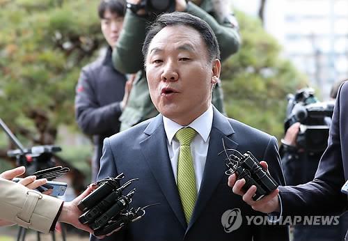 검찰, '강원랜드 채용청탁' 염동열 의원 15시간 고강도 조사