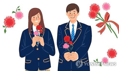 """국민권익위원장 """"스승의날 카네이션, 학생대표 등만 줄 수 있어"""""""